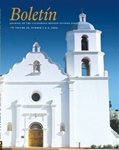 DOWNLOAD ONLY - BOLETIN Volume 26, No. 1 & No. 2, 2009