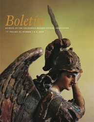 DOWNLOAD ONLY - BOLETIN Volume 27, No. 1 & No. 2, 2010