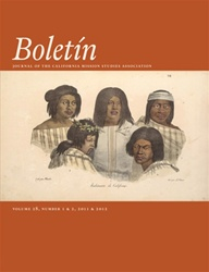 DOWNLOAD ONLY - BOLETIN Volume 28, No. 1 & No. 2, 2011 & 2012