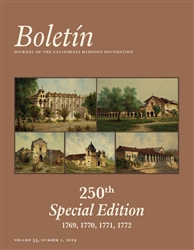 DOWNLOAD ONLY - BOLETIN Volume 35, No. 1, 2019 - Digital Download